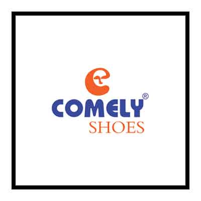 Comely shoes