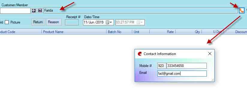 Making Customer Information Recording Mandatory