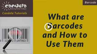 How to generate barcodes in Candela