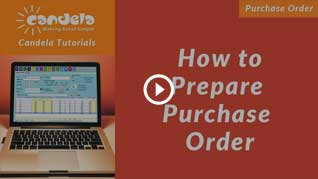 Ordering stock: How to prepare a purchase order