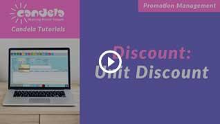 Unit-Discount